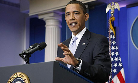 Barack Obama condemned violence against protesters in Iran during a White House press conference