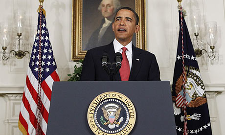 Barack Obama announces plans to scrap the US missile defence shield in central Europe
