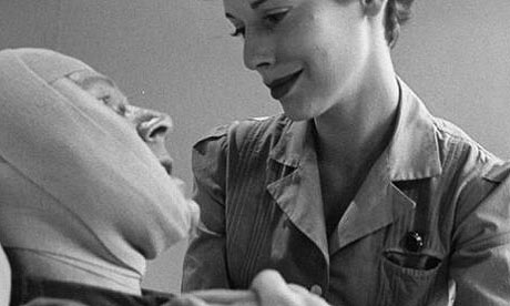 Patricia Wheeler starred as Peg on the US soap opera Guiding Light in 1954.
