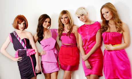 Girls Aloud photographed  002 Girls Aloud confirmam performance no Strictly Come Dancing.