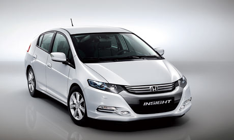 The New Honda Insight Launched
