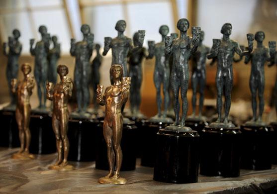 screen actors guild statuettes film the guardian