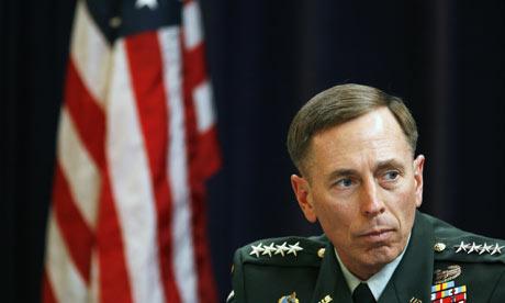 General David Petraeus, London 2007