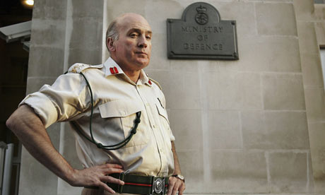 Sir Richard Dannatt, the head of the army