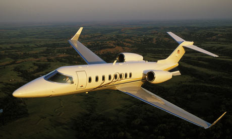 Corporate Jet Market Suffers From Backlash Against Wall