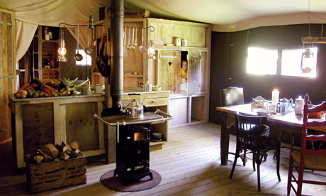 50 reasons to holiday in the UK: Featherdown Farm