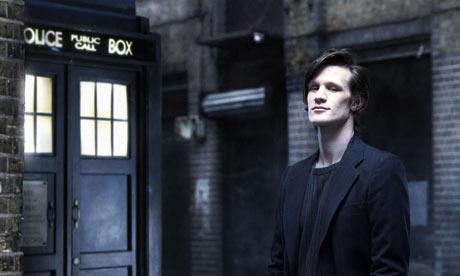 Matt Smith Child Doctor Who Matt Smith's Debut