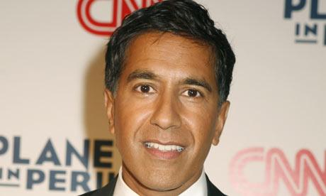 Obama picks CNN's Sanjay Gupta as surgeon general | US news | The Guardian - Dr-Sanjay-Gupta-001