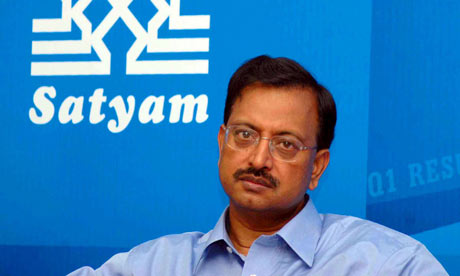 """scandal of satyam The chairman of india's satyam computer services on wednesday confessed to fixing the it outsourcing company's books for the past """"several"""" years, the country's first major fraud case to emerge following the global financial crisis below are the recent events that led to ramalinga raju's resignation."""