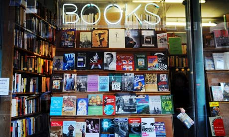 Any Amount of Books on Charing Cross Road, London