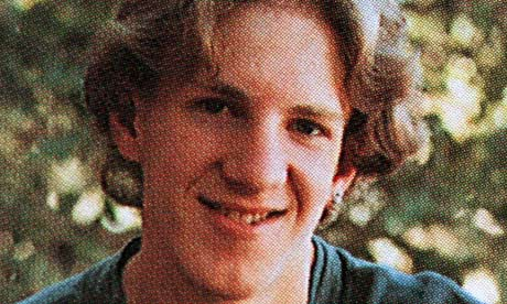Columbine High School student Dylan Klebold
