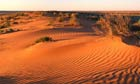 Simpson Desert, Queensland, Australia