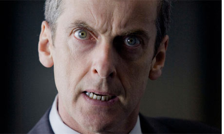 Peter Capaldi: Malcolm Tucker is Alastair Campbell. But Mandelson ...