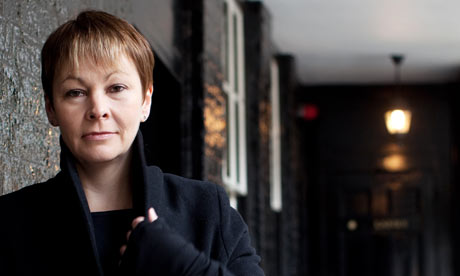 leader of the Green Party Caroline Lucas London 2009
