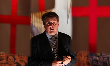Nick Griffin, BNP Leader