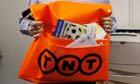 TNT post bag