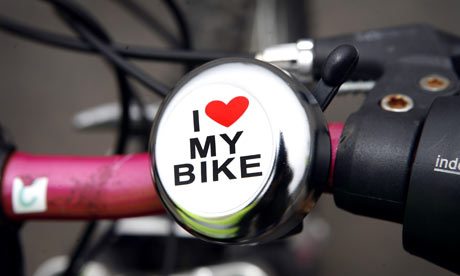 bike blog : ding-dong bell