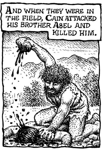 midrash on cain and able The offering of abel (gen 4:4): a history of interpretation the bringing of both cain's and abel's offerings 12 see e stem ,philo und der midrash (giessen a topelmann 1931) 10-12 13 philo de migratione abrahami 74.