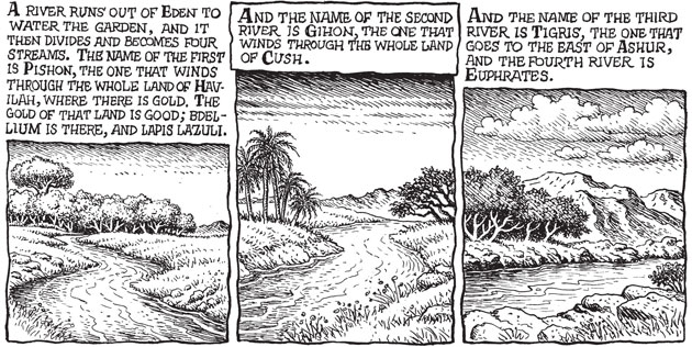 robert crumb book of genesis pdf