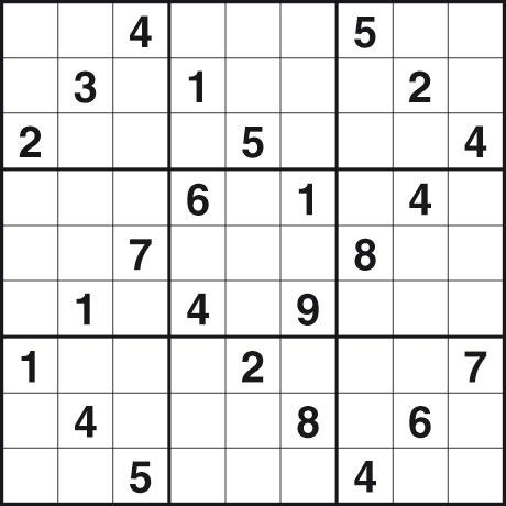 Sudoku 1401 hard