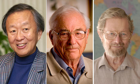 Charles Kuen Kao, George Smith and Willard Boyle win Nobel for ...