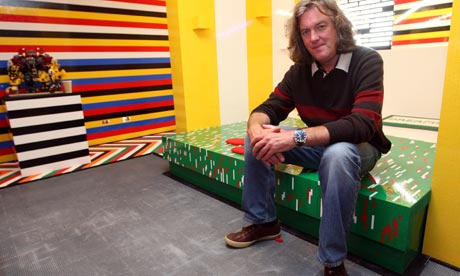 Bricks and Scones: British House Built Entirely of Legos | WebUrbanist