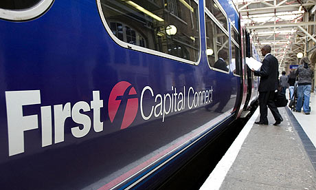 First Capital Connect voted worst train operator by commuters