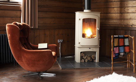 All fired up: wood-burning stoves | Life and style | The Guardian