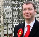 Willie Bain, Labour candidate for the Glasgow North East byelection