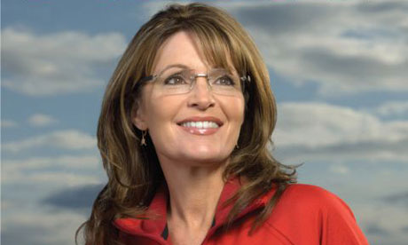 Cover of Sarah Palin's book Going Rogue: An American Life.