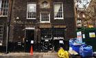 London Mayfair squat