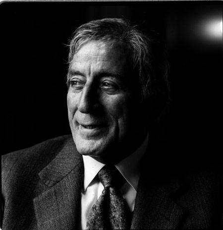 Available light portraits: Tony Bennett - Tony-Bennett-008
