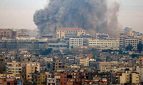 guardian.co.uk: Trouble in Beirut - can Penwortham really be as bad? Photograph: Wael Hamzeh/EPA