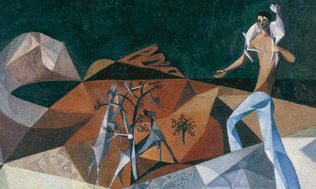 John Craxton's Shepherds Near Knossos (1947)