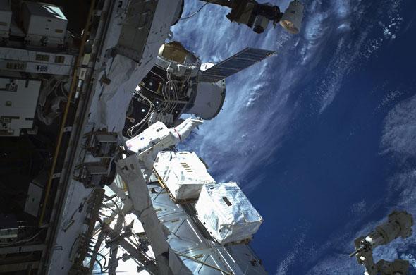 michael foreman astronaut - photo #26