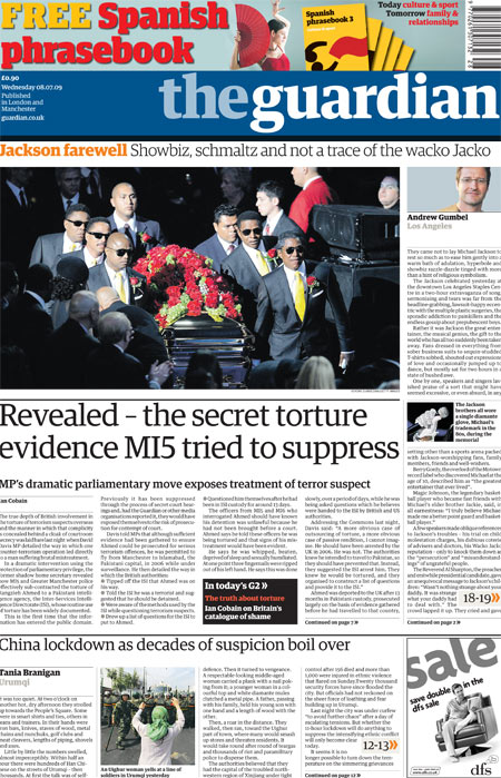 Britain's role in the torture of terror suspects: Ian Cobain's ... www.theguardian.com