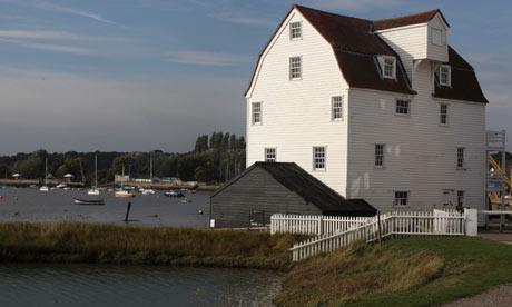 Woodbridge, Suffolk for Weekend Magazine
