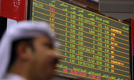 Dubai stock market