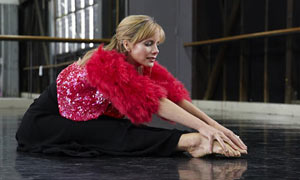 Darcey Bussell at the Sydney Dance Company