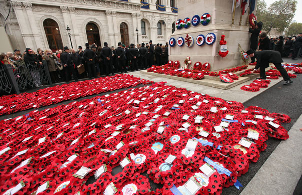 Remembrance day: Remembrance Sunday