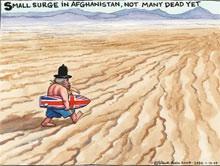 Steve-bell-afghanistan