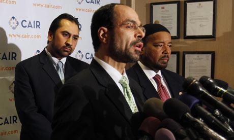 Nihad Awad missing Americans