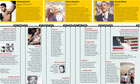 Guardian Black History Wallchart