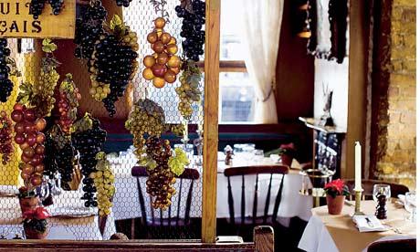 restaurant review la poule au pot sw1 and style the guardian