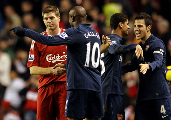 Such are Liverpool's travails at present that beating them, even at Anfield, even having conceded the first goal, is no longer the mark of a top class team   Oliver Kay