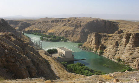 Kajaki dam, Afghanistan