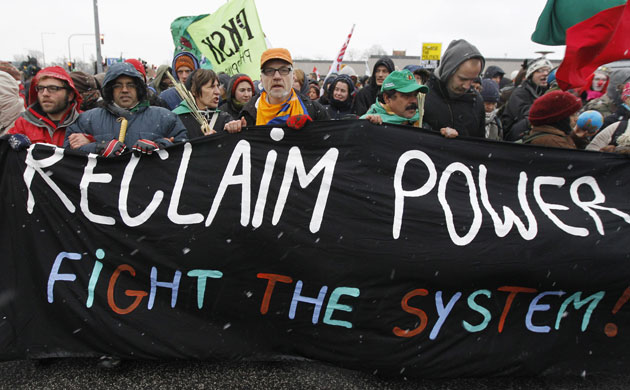 Reclaim Power