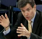 Sir John Sawers gives evidence to the Chilcot inquiry