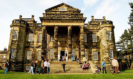 Public appeal helps save Seaton Delaval Hall Art and