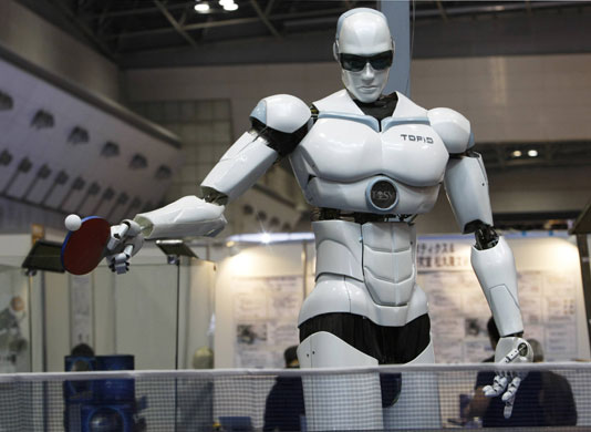 International Robot Exhibition, Tokyo, Japan | Technology | The ...: www.theguardian.com/technology/gallery/2009/dec/02/robots-japan